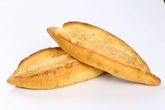 长面包的大面包 免版税图库摄影
