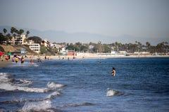 长滩加利福尼亚 免版税图库摄影