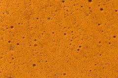 长崎蛋糕& x28多孔表面; Castella& x29; 图库摄影
