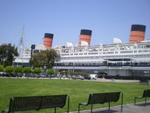 长滩,加利福尼亚,美国 免版税图库摄影