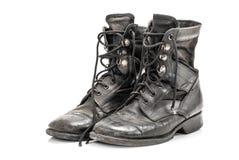 长统靴 库存照片