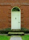门前面 免版税库存照片
