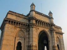 门印度mumbai 库存照片