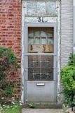 门和视窗 库存图片