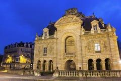 巴黎门在里尔在法国 免版税库存图片