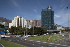 门户开普敦南非 免版税图库摄影