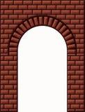 门户曲拱 皇族释放例证