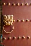 门的无锡Taihu鼋头渚太湖神仙的宫殿 图库摄影
