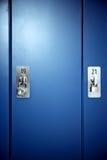 门衣物柜 免版税图库摄影