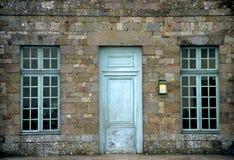 门视窗 免版税库存照片