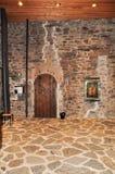 门道入口。 免版税库存照片