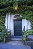 门道入口,奥克兰大学 库存图片