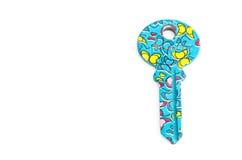 门钥匙 免版税库存照片