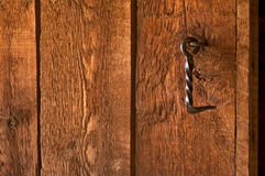 门锁环 库存照片