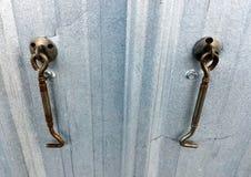 门锁环 免版税图库摄影