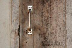 门锁 免版税库存照片