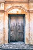 门门面 库存图片