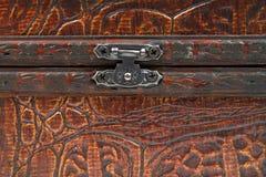 门闩树干 图库摄影