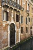 门面家庭华丽威尼斯式 免版税库存图片