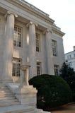 门面房子华盛顿 库存照片