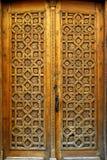 门,托莱多,西班牙 图库摄影