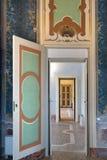 门18世纪系列  免版税库存图片