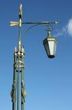 闪亮指示彼得斯堡圣徒街道 免版税库存图片