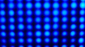 闪动的蓝色光 股票视频