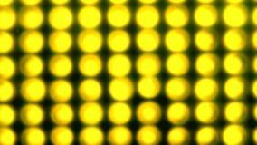 闪动的黄灯 股票视频