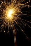 闪烁发光物圣诞节 免版税库存照片