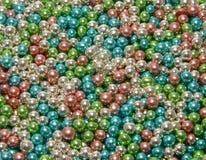 闪烁的珍珠 库存照片