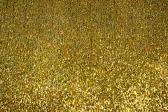 闪烁金子 免版税图库摄影
