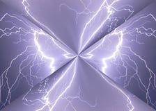 闪电 免版税库存图片