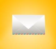 闭合的信包 皇族释放例证