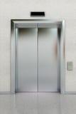闭合的电梯 库存例证