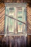 闭合的视窗 免版税图库摄影