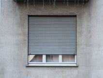 闭合的视窗 免版税库存图片