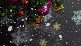 问候季节概念 装饰品手设置在圣诞节的 库存图片