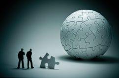 问题解决方法 免版税库存图片