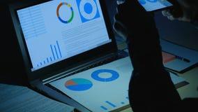 间谍活动企业竞争数据偷窃 库存照片