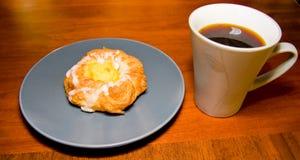 闸咖啡 免版税库存图片