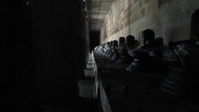 阁下在kanchipuram的shiva寺庙 寺庙的名字是Ekambareswarar寺庙 库存照片