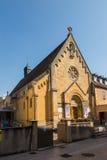 阁下耶稣玛格丽特玛丽Alacoqu的揭示的教堂 免版税库存图片