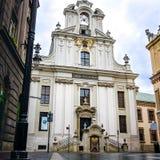 阁下Transfiguration的教会 免版税图库摄影