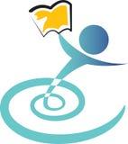 阅读程序 免版税图库摄影