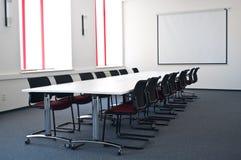 队会议室 免版税库存图片