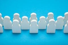 队支持,小组工商业界概念 免版税库存照片