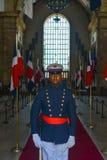 仪仗队,全国万神殿,多米尼加共和国 免版税库存照片