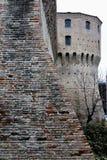 防御塔 免版税库存照片