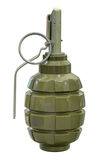 防御手榴弹 库存照片